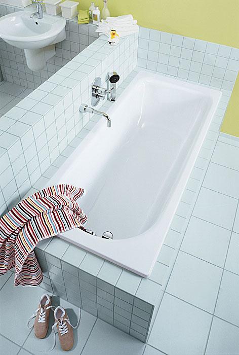 kaldewei eurowa steel bath 1700 x 700mm with bath legs. Black Bedroom Furniture Sets. Home Design Ideas