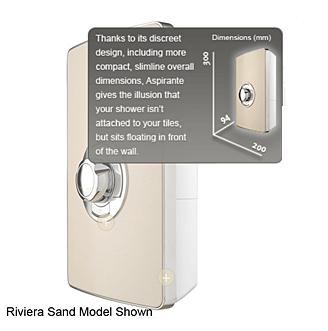electric shower pumped electric power shower. Black Bedroom Furniture Sets. Home Design Ideas