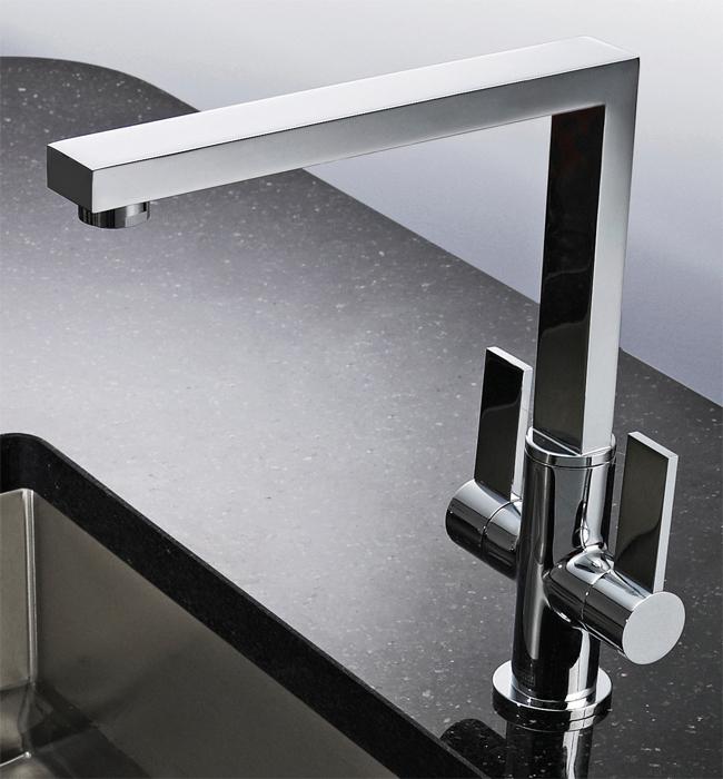 Franke Bathroom Taps : Franke Bern Kitchen Sink Mixer Tap Chrome - 115.0153.231