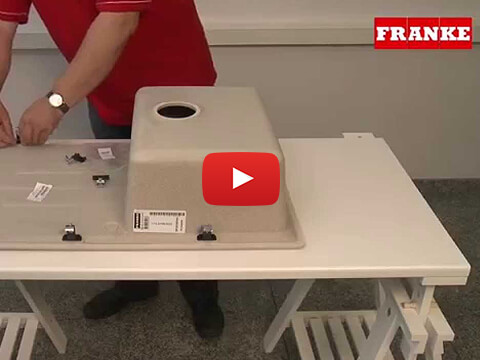 How to Install a Fragranite Inset Sink