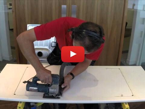 Fit Franke First - Installing an Inset Sink