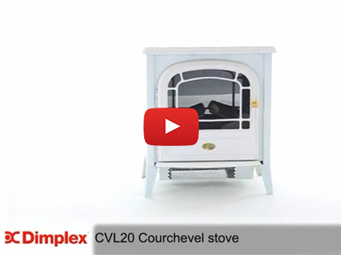 Dimplex Courchevel Optiflame Electric Stove