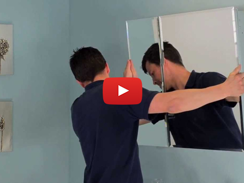 Aluminium Cabinets Hang N Lock
