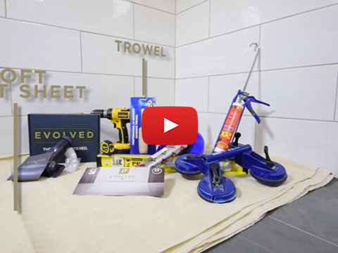 Evolved by JT - Installation Video