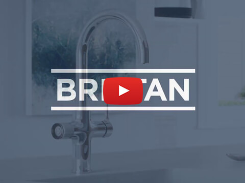 Bristan Rapid Boiling Water Tap - 4 in 1