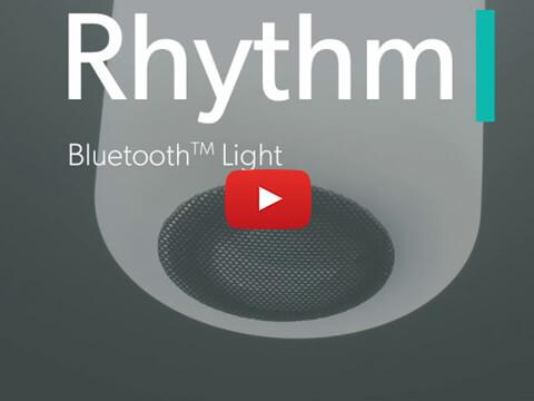 Rhythm Bluetooth Ceiling Light
