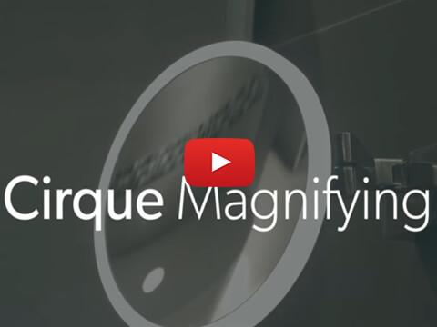 Cirque Magnifying Mirror