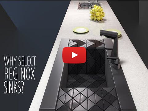 Why Select Reginox Sinks & Taps